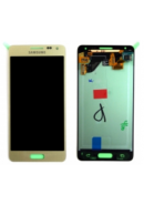 TOUCHSCREEN E DISPLAY SAMSUNG GALAXY ALPHA G850F DOURADO ORIGINAL (GH97-16386B)