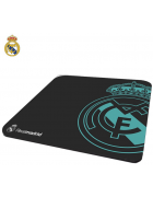 TAPETE RATO REAL MADRID (220*220*1.5MM) PRETO ORIGINAL BLISTER