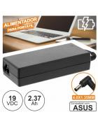 CARREGADOR/ALIMENTADOR ASUS 19V 2.37A 45W ENTRADA 4.0X1.35MM