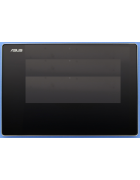 "TOUCHSCREEN C/ ARO E DISPLAY ASUS ZENPAD Z301M, Z0130M de 10.1"" PRETO ORIGINAL"