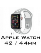 BRACELETE SILICONE APPLE WATCH 42MM/44MM (MODELO 11)