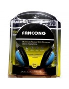HEADPHONE AAM035 AZUL C/MICROFONE