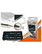KIT DE REPARAÇÃO/ABERTURA LI-289A APPLE IPHONE 3G, 3GS, 4, 4S, 5...
