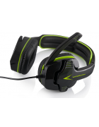 HEADPHONE GAMING MODECOM COM MICROFONE MC-829 ALIEN