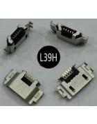 CONETOR CARGA SONY XPERIA Z1, C6902, Z3, D6603 ORIGINAL