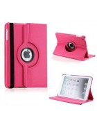 CAPA ROTATED 360º IPAD MINI 1/2 / MEO TABLET 2 ROSA EM BLISTER