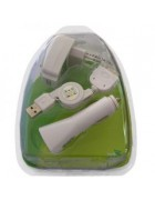 CARREGADOR 3 EM 1 IPHONE 3,3GS,4G,4S