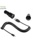 CARREGADOR ISQUEIRO MICRO USB HTC CC-C200 ORIGINAL BULK