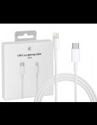 CABO MICRO USB-TYPE C PARA LIGHTNING APPLE ORIGINAL MQGJ2ZM/A BLISTER (1M)