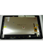 "TOUCHSCREEN C/ ARO E DISPLAY TABLET ACER ICONIA TAB 10 A3-A40 DE 10.1"" PRETO ORIGINAL"