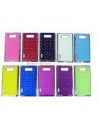 CAPA DIAMOND LG OPTIMUS L7 P700/P705 BRANCA