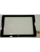 "TOUCHSCREEN C/ ARO TABLET ACER ICONIA ONE 10 B3-A32 de 10.1"" PRETO ORIGINAL"