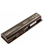 BATERIA COMPATIVEL HP CQ50, DV4, DV5, DV6 SERIES 4400MAH 10.8V PRETA