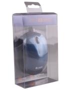 RATO PORTATIL LITTLE USB MOUSE 2HIX M07 USB 2.0 AZUL BLISTER