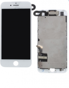 TOUCHSCREEN E DISPLAY APPLE IPHONE 7 BRANCO C/ COMPONENTES (ESR QUALITY)