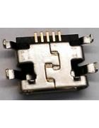 CONECTOR CARGA VODAFONE SMART E8 VFD510 ORIGINAL