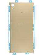 CAPA TRASEIRA SONY XPERIA XA1 ULTRA G3212, G3221 DOURADA ORIGINAL