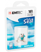 PEN DRIVE EMTEC BABY SEAL 16GB BLISTER (USB 2.0)