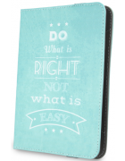 BOLSA TABLET UNIVERSAL 9''- 10.1'' DESENHO DO WHAT IS RIGHT BLISTER