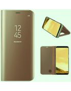 CAPA SMART S-VIEW IPHONE 11 DOURADA BLISTER