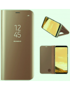 CAPA SMART S-VIEW IPHONE 11 PRO DOURADA BLISTER