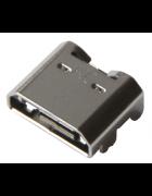 CONETOR CARGA MICRO USB LG G PAD V700, V500 ORIGINAL (EAG63149901)
