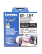Etiquetas Brother DK-11204