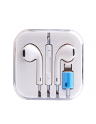AURICULARES PARA IPHONE 7 BRANCO (LIGHTNING)