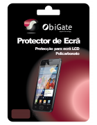 PROTECTOR DE ECRA OBIGATE  LCD/FOTO 3'' EM BULK
