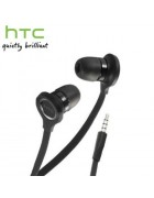 AURICULAR STEREO HTC RC E190 PRETO ORIGINAL
