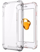CAPA RIGIDA IPHONE 7, IPHONE 8 TRANSPARENTE