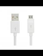 CABO DADOS LG DC05WK-G EAD62329704 BRANCO ORIGINAL (MICRO USB)