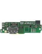 PLACA INTERIOR COM CONECTOR DE CARGA SONY XPERIA XA1 ULTRA G3212, G3221 ORIGINAL