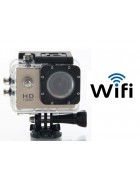 Camara Desportiva SJ4000 WIFI GOLD